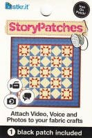 Story Patches (Iron On) by stkr.it