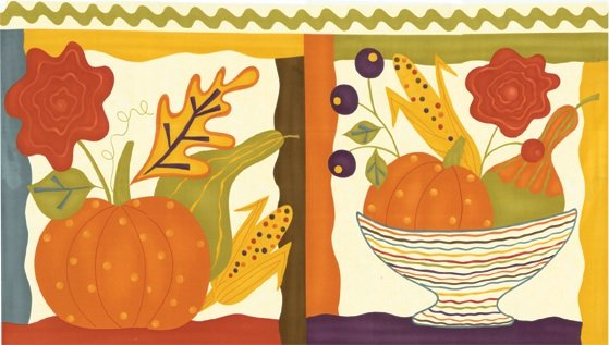 Fall Back In Time (Pumpkin Panel) 17286-11
