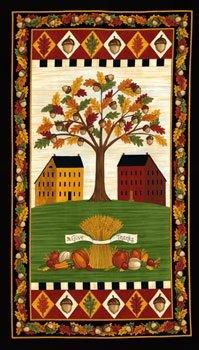 Saltbox Harvest (Panel) 19430-13