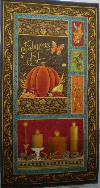 Fabulous Fall (Panel) 19255-12