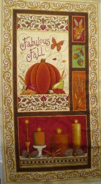 Fabulous Fall (Panel) 19255-11