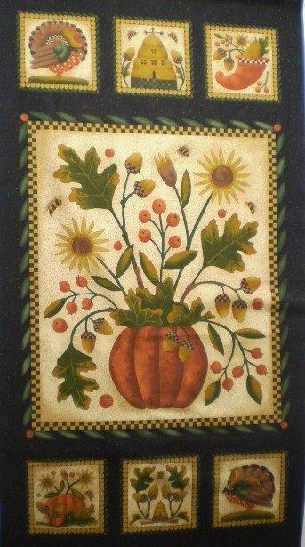 Honeycomb Harvest (Panel) 5940-12