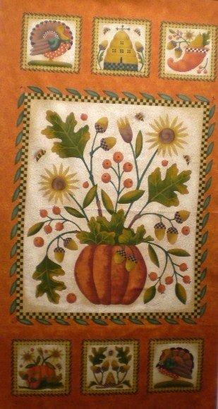Honeycomb Harvest (Panel) 5940-15