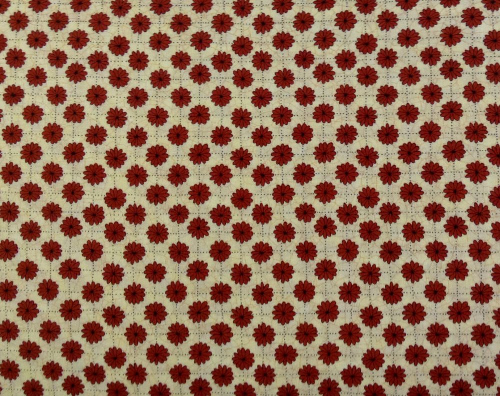 Ruby's Flower Garden 5937-16