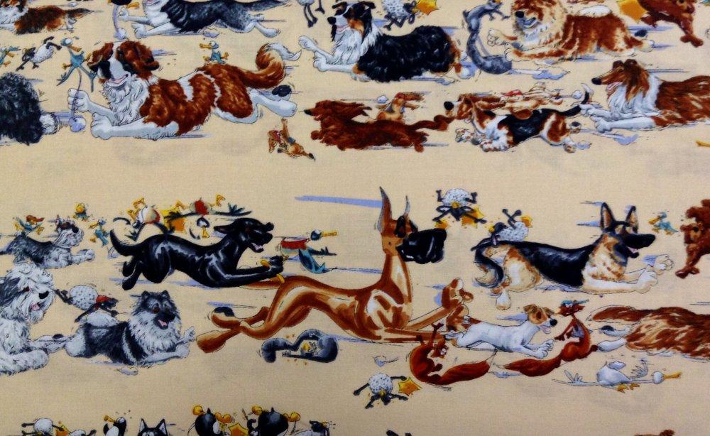 Animal Print Fabrics Mike-C1982