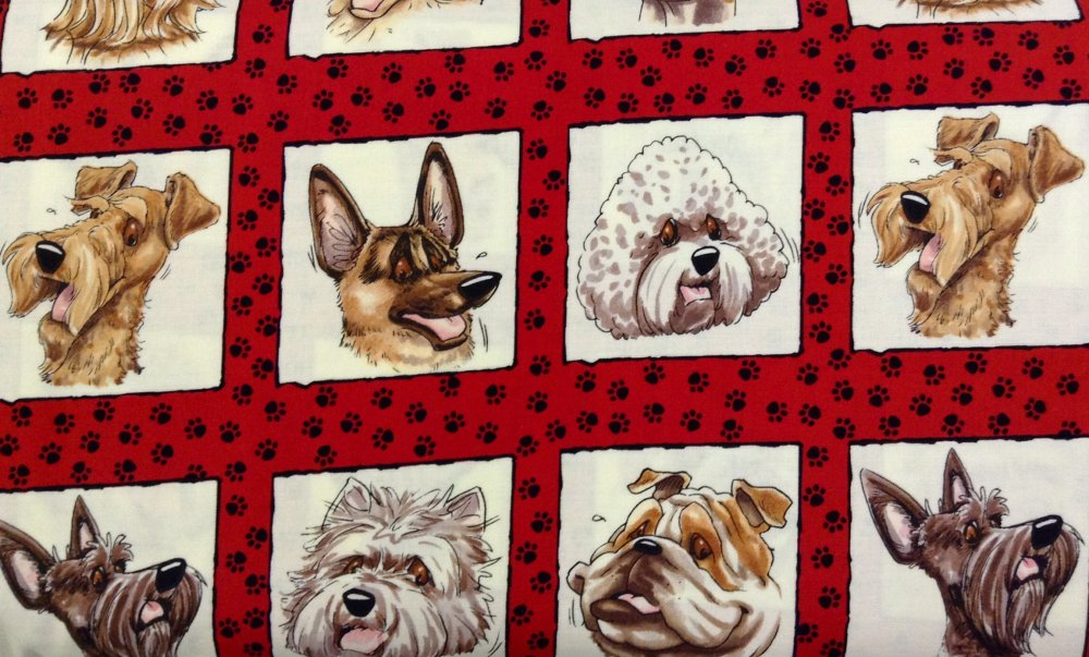 Animal Print Fabrics Mike-C1980