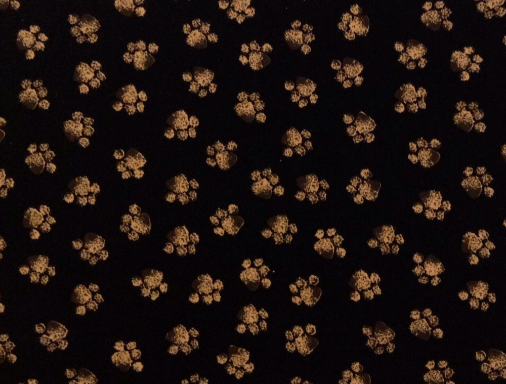 Animal Print Fabrics Dog-C2939