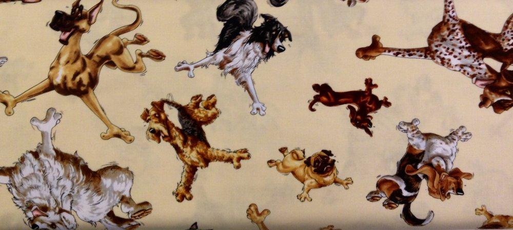 Animal Print Fabrics Mike-C1981