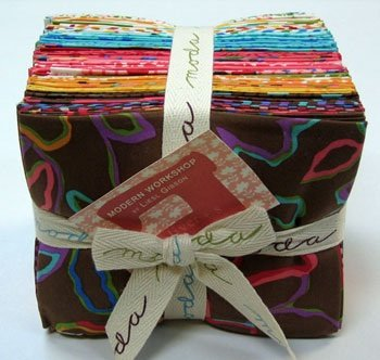 Modern Workshop Fat Quarter Bundle