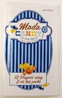 #2 Moda Candy Book
