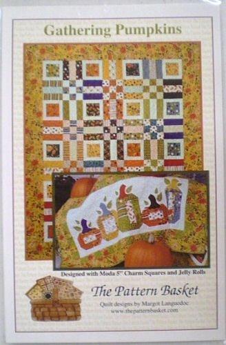 Gathering Pumpkins by The Pattern Basket