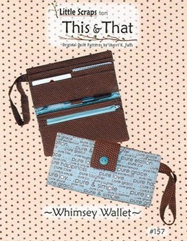 Whimsey Wallet by This & That