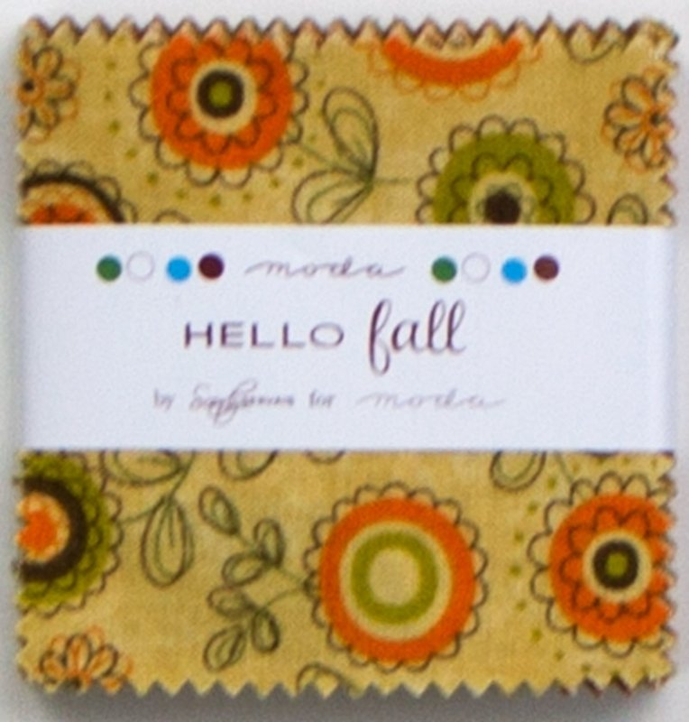 Hello Fall Mini Charm Pack 17780MC