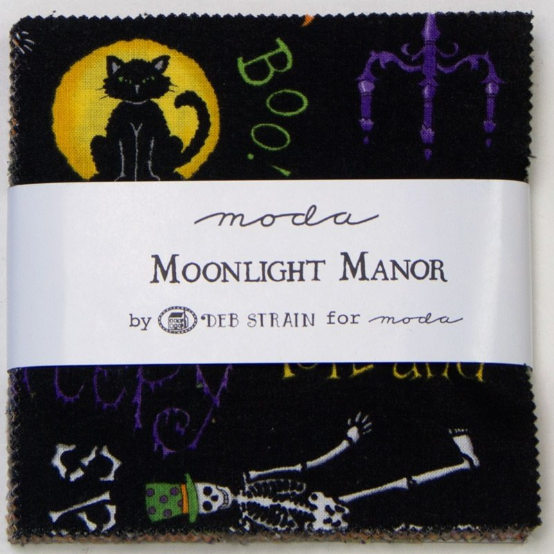 Moonlight Manor Charm Pack 19680PP