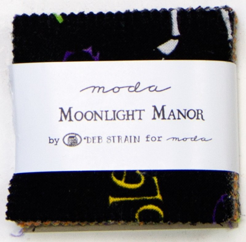 Moonlight Manor Mini Charm Pack 19680MC