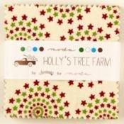 Hollys Tree Farm Mini Charm Pack 5580MC
