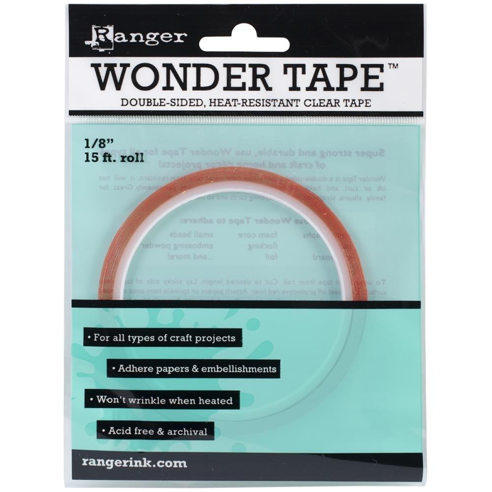 Wonder Tape 1/8