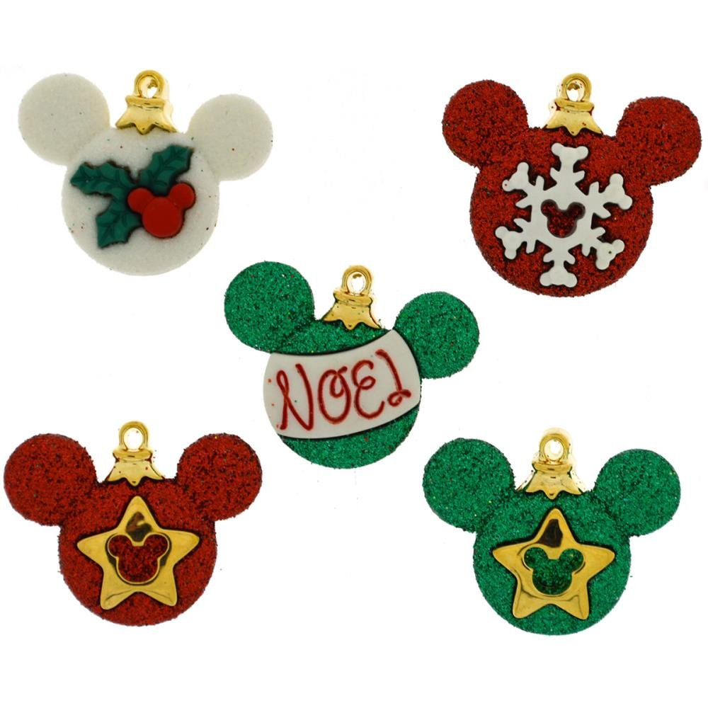 Disney Mickey Ornaments