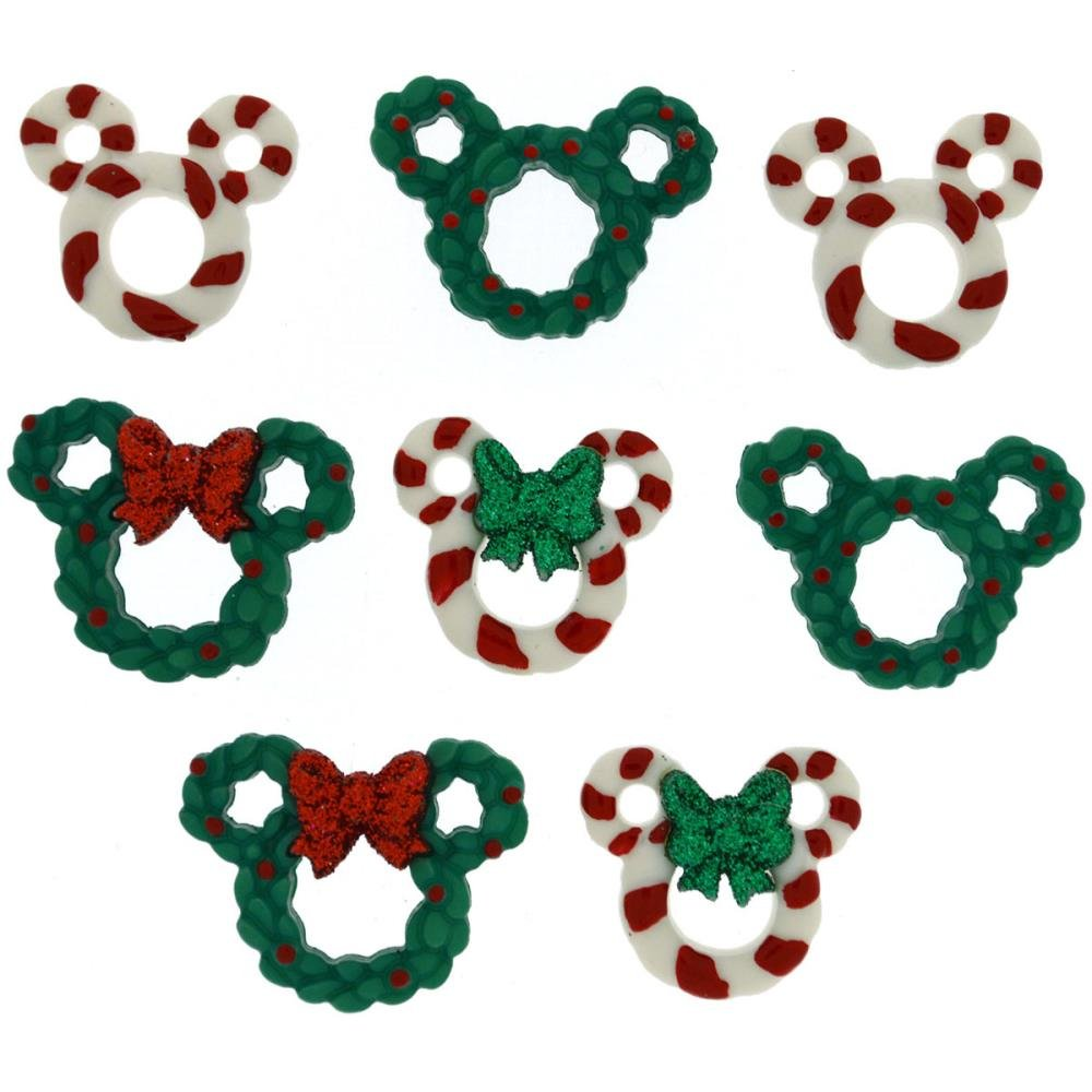 Disney Wreaths and Canes