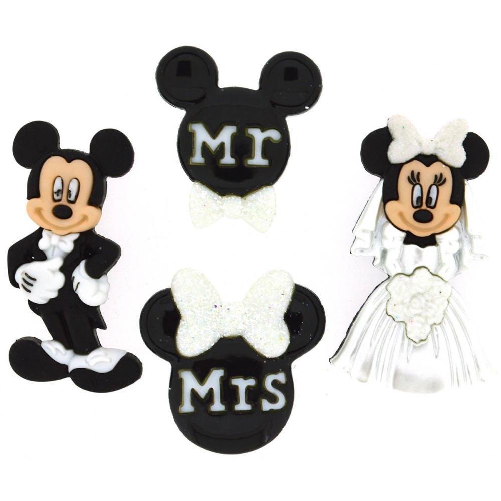 Disney Mickey & Minnie Wedding