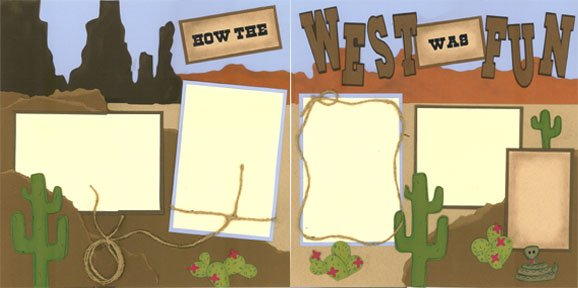 #138 How the West was Fun