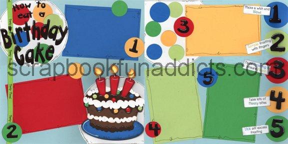 #255 Eat Cake