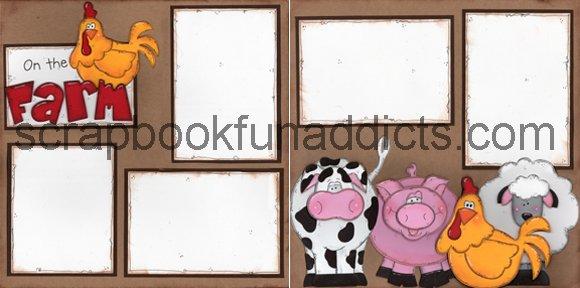 #259 On the Farm