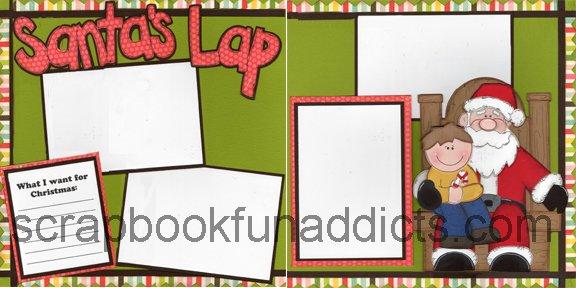 #266 Santa's Lap Boy