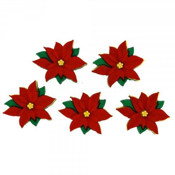 JJ Red Poinsettias
