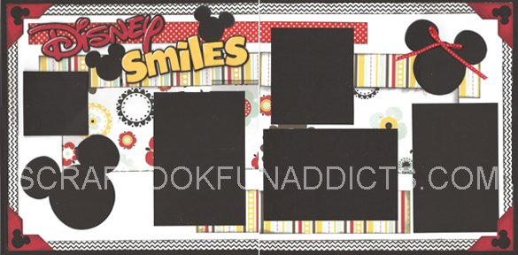 #316 Disney Smiles