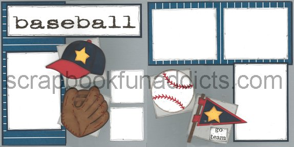 #319 Baseball