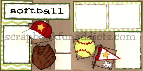 #321 Softball