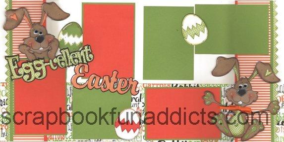 #328 Eggcellent Easter