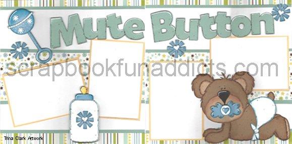 #338 Mute Button Boy