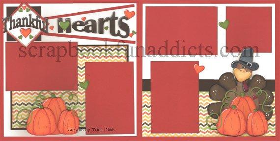 #342 Thankful Hearts