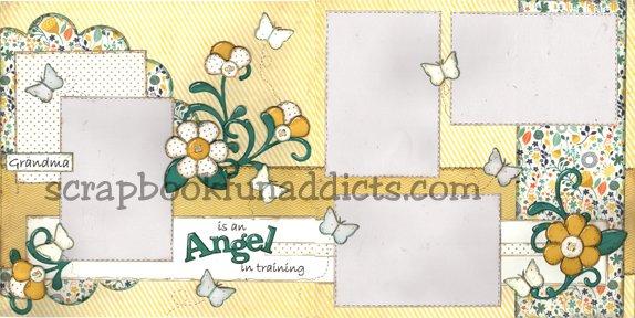 #349 Grandma Angel in Training
