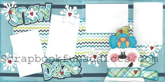 #350 Snow Daze