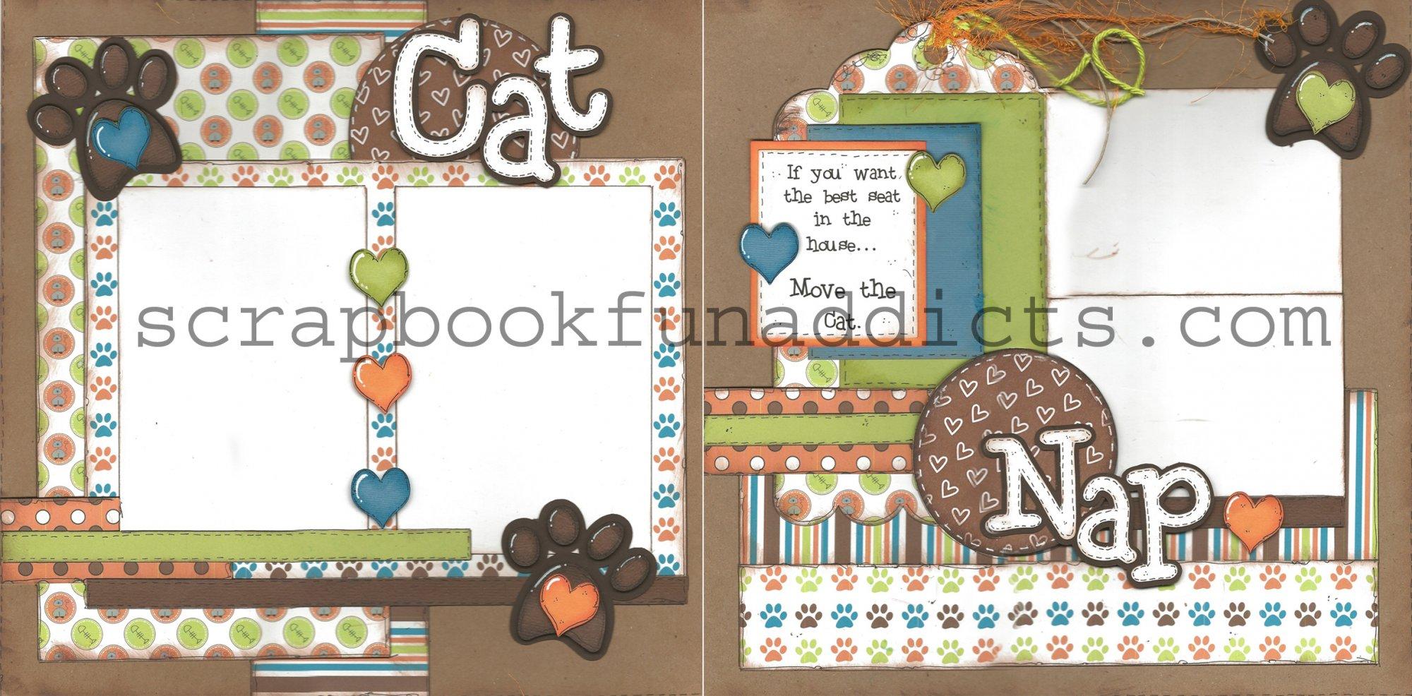 #369 Cat Nap