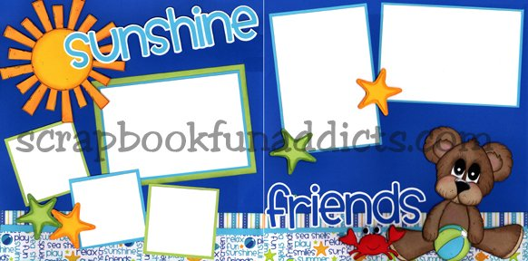 #427 Sunshine Friends