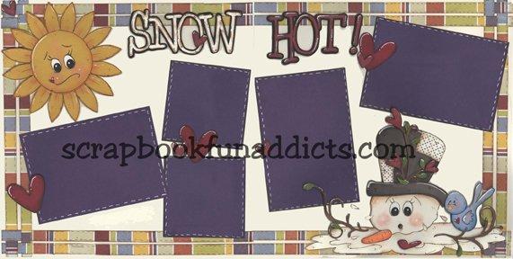 #428 Snow Hot