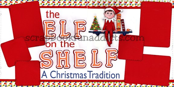 #431 ELF on the Shelf