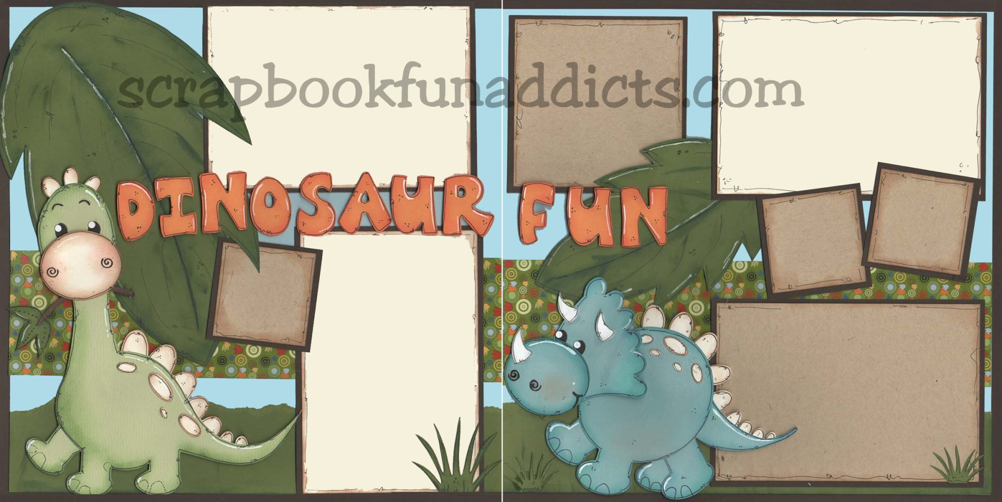 #432 Dinosaur Fun