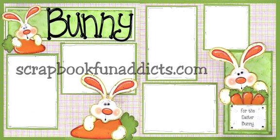 #453 Bunnies (NEW)