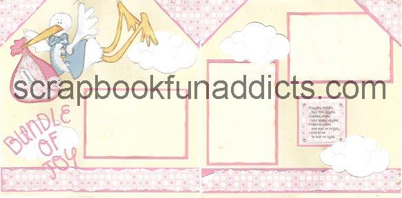 #45 Bundle of Joy Girl