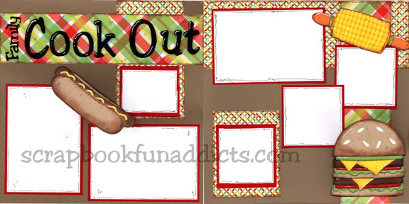 #461 Family Cook Out (NEW)