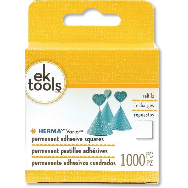 Herma Vario Permanent Squares Adhesive Refill