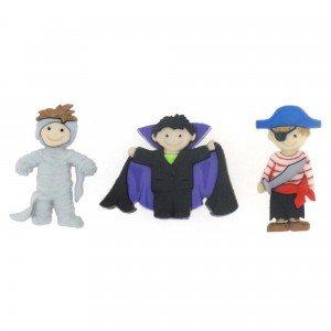 JJ Ghoulies & Ghosties Boy