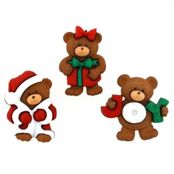JJ A Beary Merry Christmas