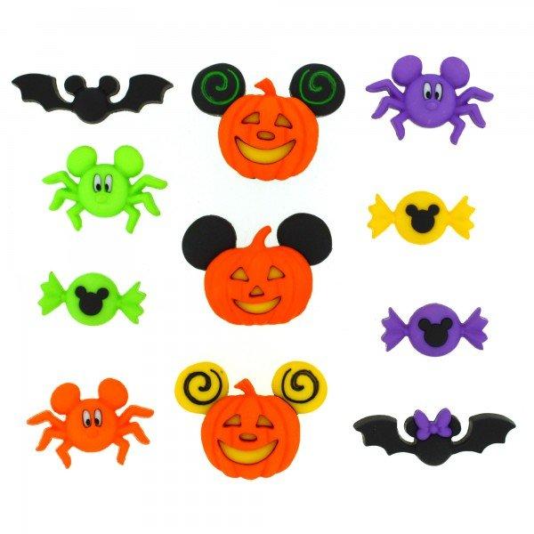 Disney Mickey & Minnie Halloween