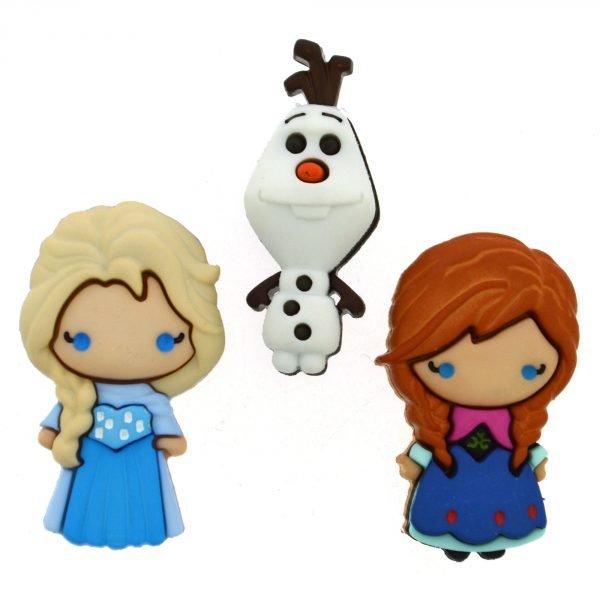 Disney Frozen Elsa, Anna & Olaf